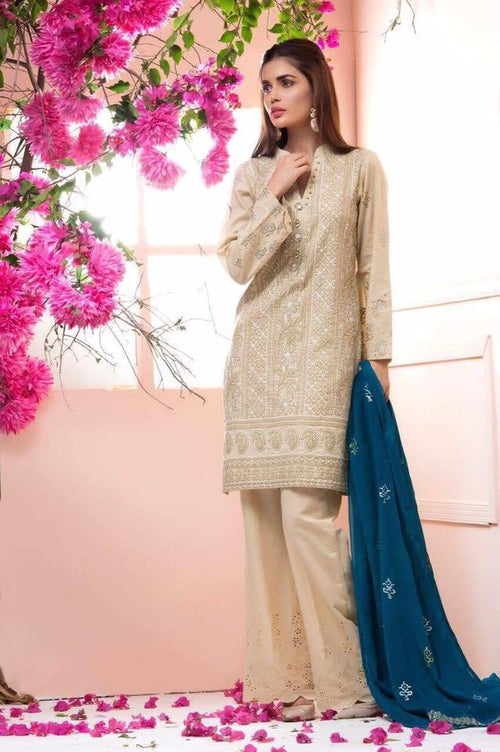 Nishat Cotton Suit