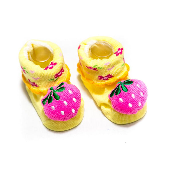 Buy Newborn Baby Boy & Girl Shoes – 3 To 18 Months Kids – Yellow Online in Karachi, Lahore, Islamabad, Pakistan, Rs.270.00, Baby Shoes Online Shopping in Pakistan, Kids Zone, 1 Year Kids, 3 - 6 Months Kids, 6 - 9 Months Kids, 9 - 12 Moths Kids, Baby Boy, Baby Girl, baby girl shoes in pakistan, baby shoes, baby shoes in pakistan, baby shoes online, buy baby boy shoes online in pakistan, Buy baby girls shoes in pakistan, new born baby shoes in pakistan, Newborn Baby Items, newborn baby shoes, newborn baby shoes online, newborn baby shoes online in pakistan, diKHAWA Online Shopping in Pakistan