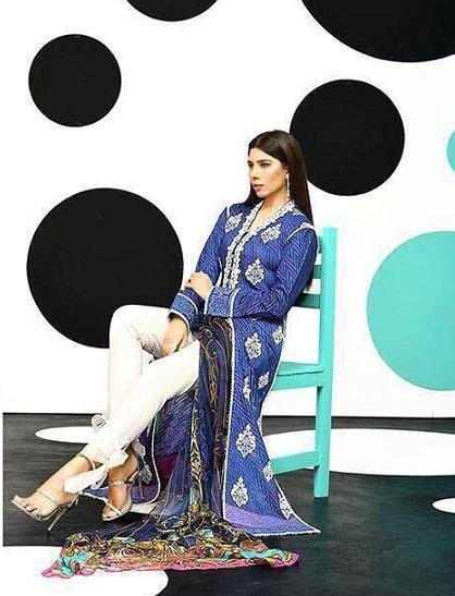 Asim Jofa Cambric Suit