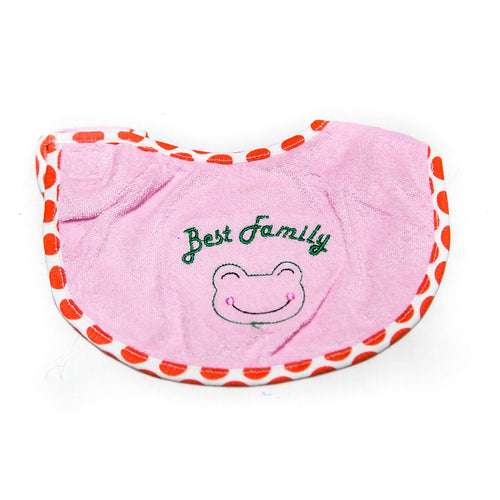 Baby Bibs & Burp Cloth – Feeding Saliva Towel – Best Family - Bibs & Burp Cloth - diKHAWA Online Shopping in Pakistan