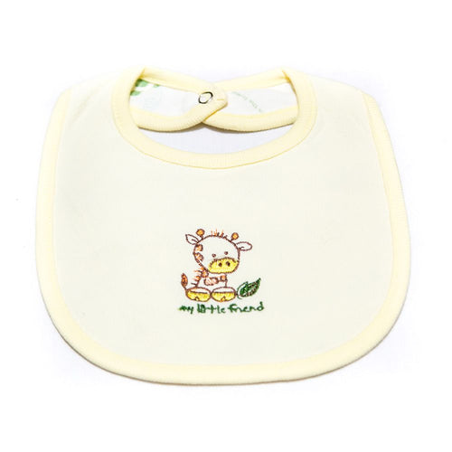 Baby Bibs & Burp Cloth – Feeding Saliva Towel – My Little Friend - Bibs & Burp Cloth - diKHAWA Online Shopping in Pakistan