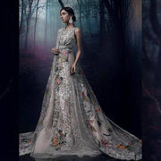 SANA SAFINAZ BRIDAL SUIT - Replica - Unstitched
