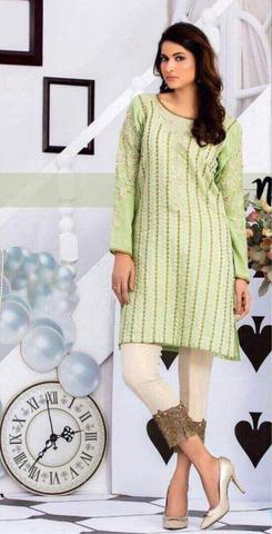 NAKOOSH LAWN SUIT - Replica - Unstitched