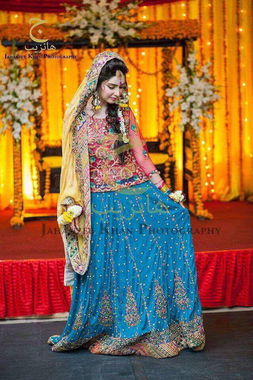 Indian Bridal Sharara