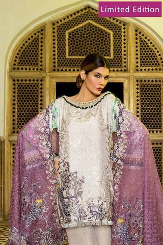 RUNGREZ SILK SUIT - Replica - Unstitched