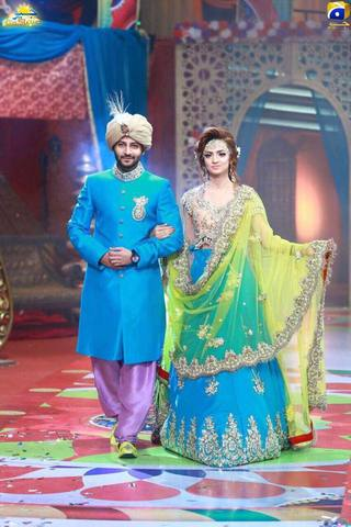 KASHEE'S BRIDAL CHIFFON SUIT - Replica - Unstitched
