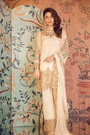 SERENE CHIFFON SUIT - Replica - Unstitched