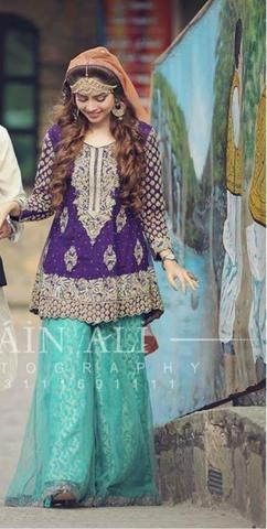 ZAINAB CHOTTANI CHIFFON PARTY WEAR SUIT 2018 (Replica)(Unstitched)