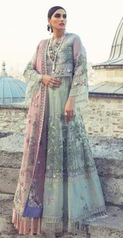 ELAN BRIDAL SUIT (Replica) (Unstitched)