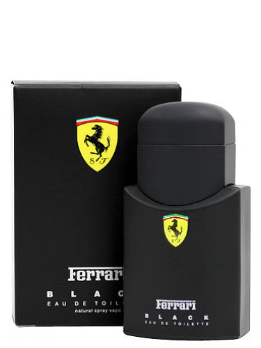 Ferrari Black For Men- 125ml
