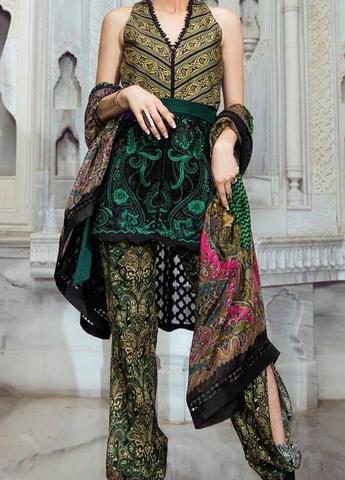 TINA DURRANI LAWN SUIT  (Replica) (Unstitched)