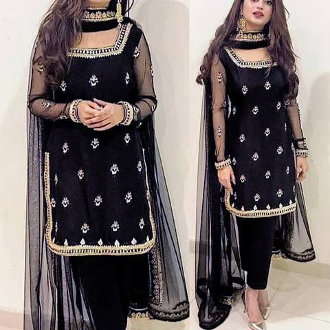 Pakki Bridal Dresses   Replica)(Unstitched)
