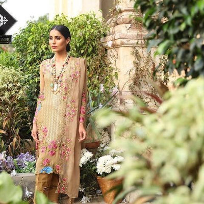 MINA HASAN LUXURY COLLECTION (Replica) (Unstitched)