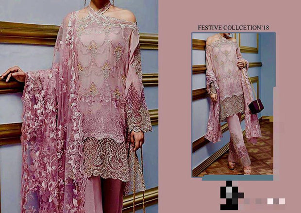GUL AHMED LUXURY COLLECTION - Replica - Unstitched
