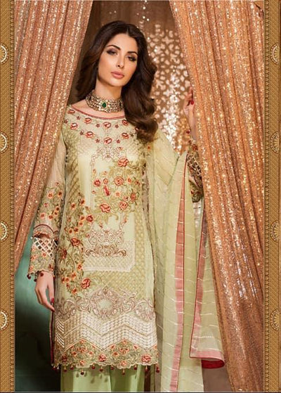 Maryam's Luxury Collection - Replica - Unstitched