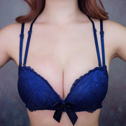 Ladies Bras Online Shopping in Pakistan. For Rs. Rs.1200.00, ID - NN303682-36B, Brand = Wedding Lingerie, Bridal Bra Panty Set - Non Wired Navy Blue Single Padded Bra in Karachi, Lahore, Islamabad, Pakistan, Online Shopping in Pakistan, Bra, Bra Panty Sets, Brand_Wedding Lingerie, bridal bra, Classic Bra, Clothing, Colour_Navy Blue, Deep Cup Bra, embroidered bra, Everyday Bra, Fancy Bra, Foam Bra, Full Cup Bra, Lace Bra, Lingerie & Nightwear, Non Wired, Plus Size Bra, Push Up Bra, Single Padded Bra, Size = 34B, Style_Basic Bra, Style_Big Breast Bra, Style_Classic Bra, Style_Deep Cup Bra, Style_Everyday Bra, Style_Fancy Bra, Style_Foam Bra, Style_Full Cup Bra, Style_Lace Bra, Style_Large Bust Bra, Style_Plus Size Bra, Style_Push, diKHAWA Fashion - 2020 Online Shopping in Pakistan