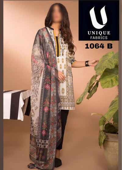Sapphire Collection Now Available Fabric Of Shirt Is Printed Lawn - Replica - Unstitched
