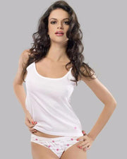White Valentine Secret Skin Camisole 5001 - Camisole - diKHAWA Online Shopping in Pakistan
