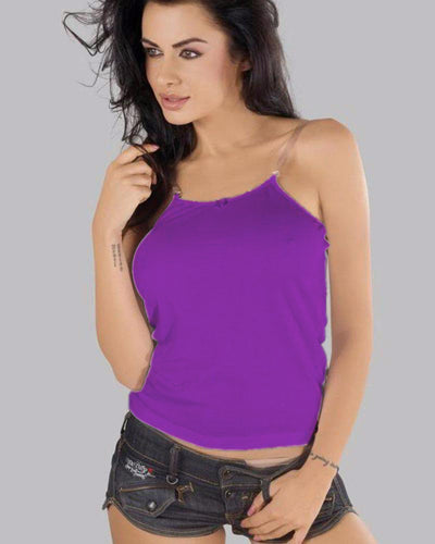 Valentine Secret Purple Camisole 5008