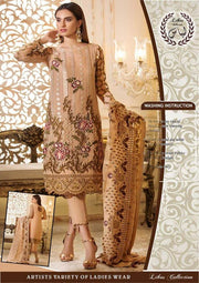 SIFONA  Luxury Chiffon Collection  Replica - Unstitched