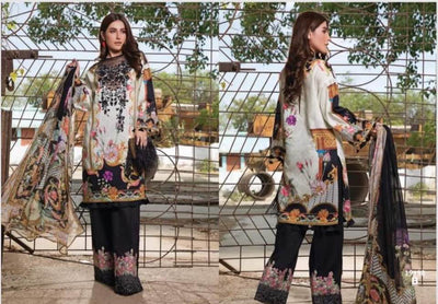 Firdous Lawn  Collection  Replica - Unstitched