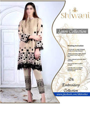 Shiwani Lawn COLLECTION  Replica - Unstitched