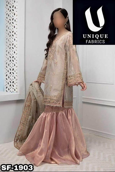 MARIA B Chiffon Eid Collection Unstitched