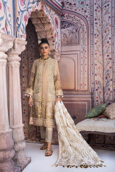 Republic Chiffon Eid Collection Unstitched