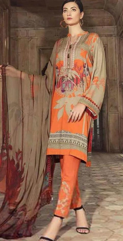 Carizma Replica 2019 Lawn Eid Collection Unstitched