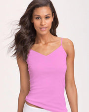 Fancy Colourful Camisole for Girls - Baby Pink - Camisole - diKHAWA Online Shopping in Pakistan