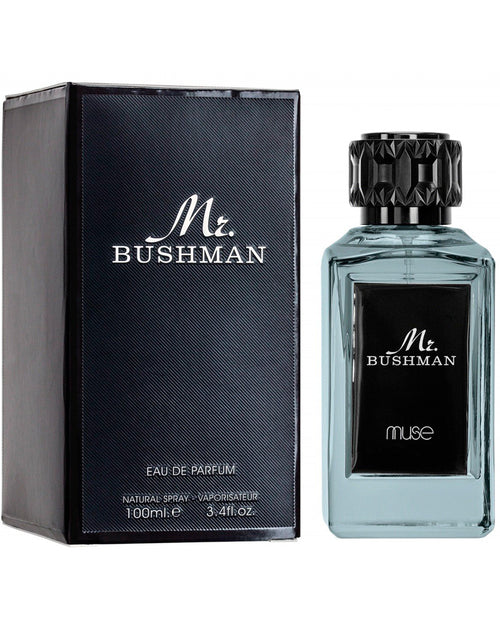 Mr.Bushman Perfume By Muse For Men - 100ml