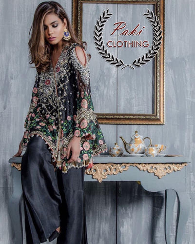 ANUS ABRAR LUXURY CHIFFON COLLECTION (Replica)(Unstitched)