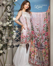 Anaya By Kiran New Lawn Collection - 3 Piece Lawn Suits - (Replica)(Unstitched)
