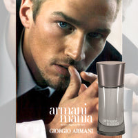 Armani Mania By Giorgio Armani For Men – 125ml - Mens Perfume - diKHAWA Online Shopping in Pakistan