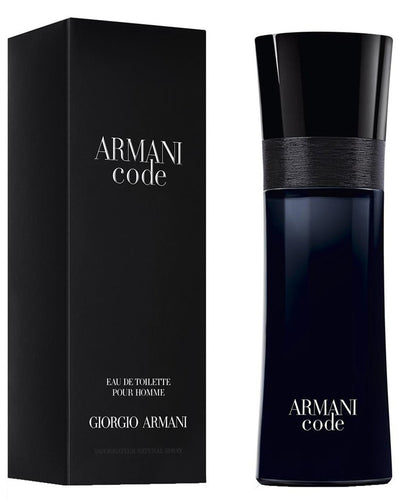 Armani Code Giorgio Armani Perfume For Men -125ml