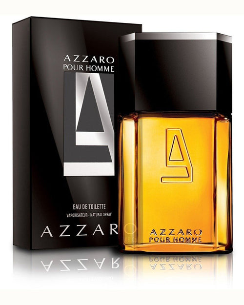 Buy Azzaro Pour Homme - 100ml Online in Karachi, Lahore, Islamabad, Pakistan, Rs.{{amount_no_decimals}}, Mens Perfume Online Shopping in Pakistan, Azzaro, 100ml, 1st Copy, Accessories, Men, Perfumes, Online Shopping in Pakistan - diKHAWA Fashion