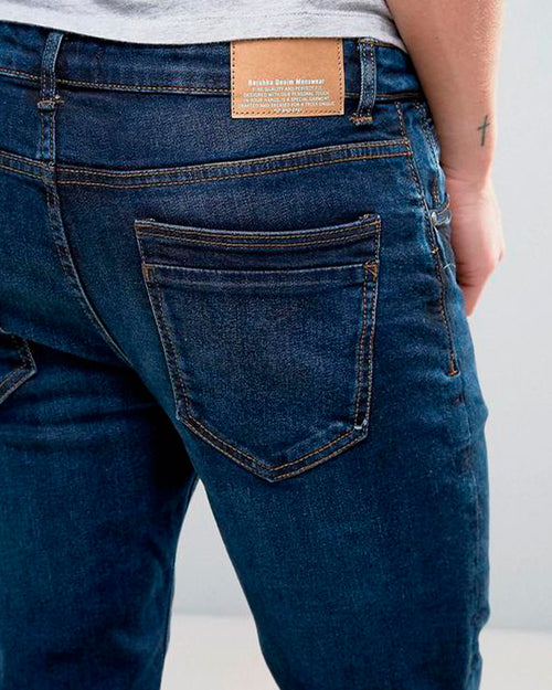 Branded Denim Jeans Best For Mens - By Bershka