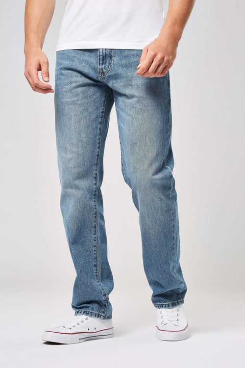 Light Blue Jean Slim Fit By Next - Branded Slim Fit Jeans - Men Jeans - diKHAWA Online Shopping in Pakistan