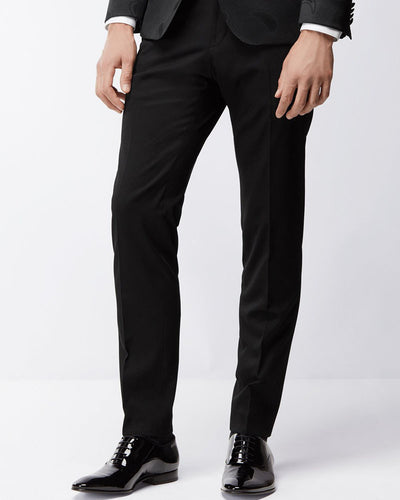 Mens Cotton Dress Pants By Hugo Boss - 1013