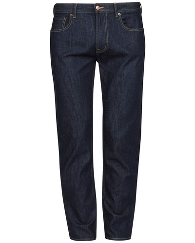 Dressman Branded Blue Denim Jeans for Men - Original Dressman Brand