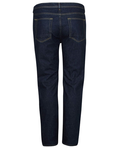 Branded Blue Denim Jeans By Dressman for Men - Original Dressman Brand