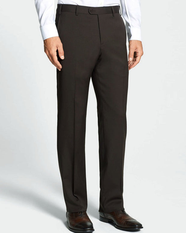 Mens Cotton Dress Pants By Hugo Boss - 1015