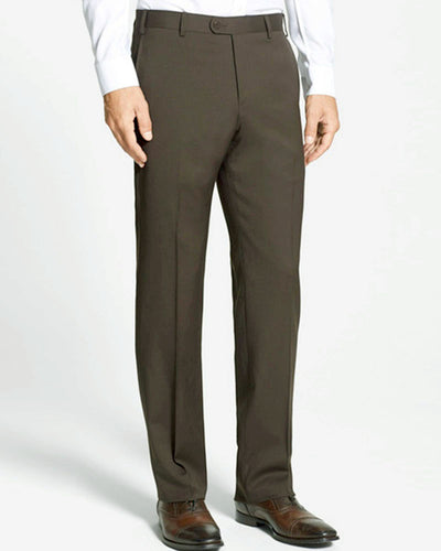 Mens Cotton Dress Pants By Hugo Boss - 2014