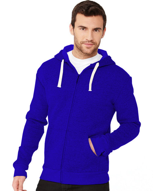 Alcott & CO. Branded Hoodie for Mens Blue - Winter Season Collection For Mens