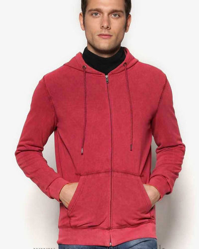 Alcott & CO. Branded Hoodie for Mens - Winter Season Collection For Mens - Men Hoodies - diKHAWA Online Shopping in Pakistan