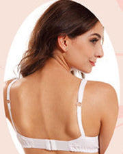Pack of 3 - Capri Bra - Flourish - Non Padded & Non Wired Basic Cotton Bra