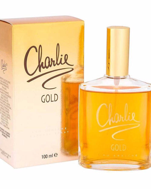 Charlie Gold Perfume For Women – 100ml - Ladies Perfume - diKHAWA Online Shopping in Pakistan