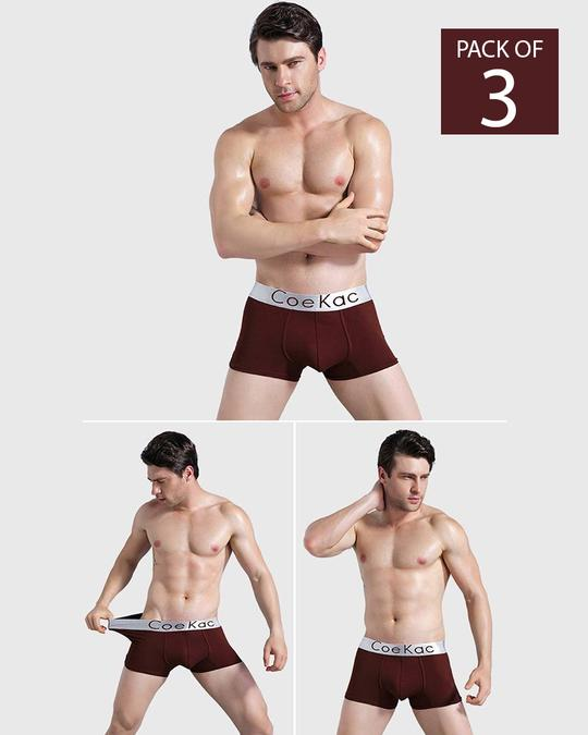 Pack of 3 - Ck Mens Boxers - X-Large Only