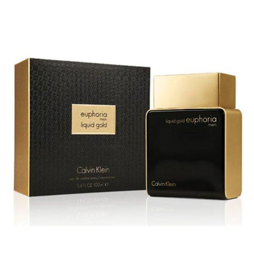 Calvin Klein – Ck Liquid Gold Euphoria Perfume For Men – 100ml