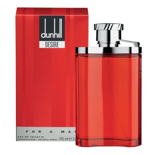 Dunhill Desire Perfume Red for Men - 100ml - Mens Perfume - diKHAWA Online Shopping in Pakistan